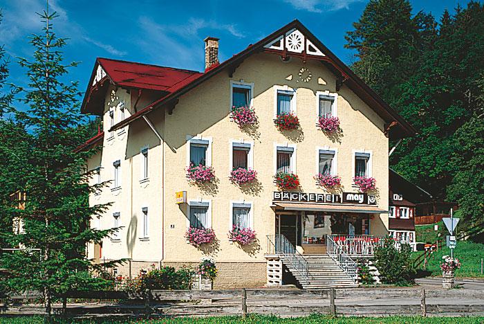 Bäckerei May Niedersonthofen