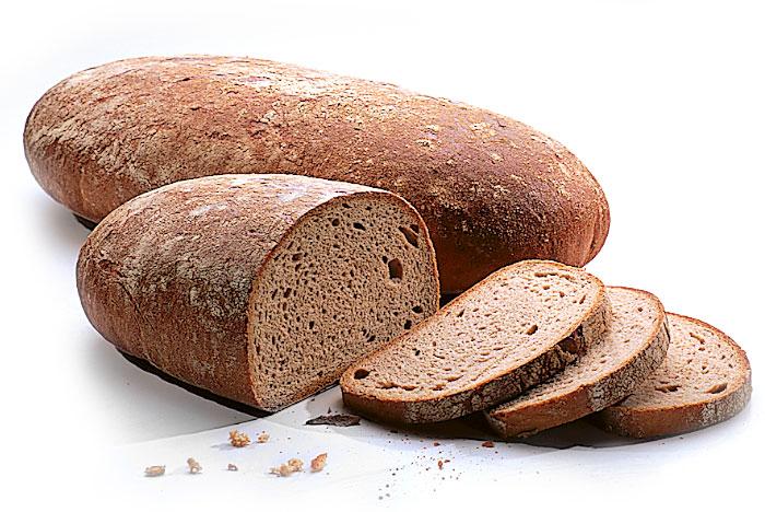 Bäckerei May Niedersonthofen / Waltenhofen - Brot geschnitten