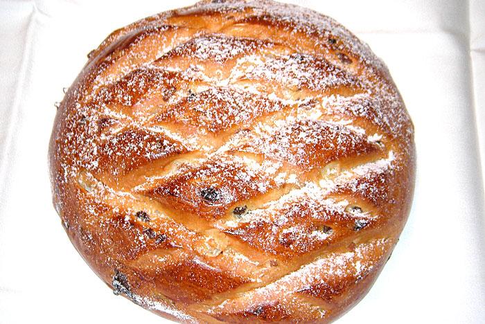 Bäckerei May Niedersonthofen / Waltenhofen - Osterfladen