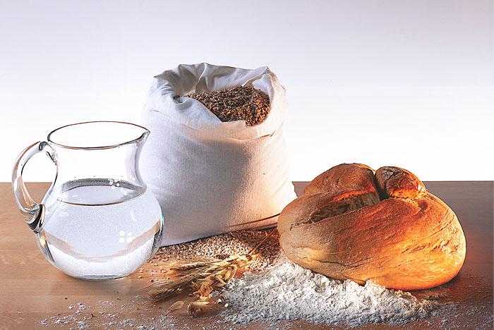 Bäckerei May Niedersonthofen / Waltenhofen - Brezen legen