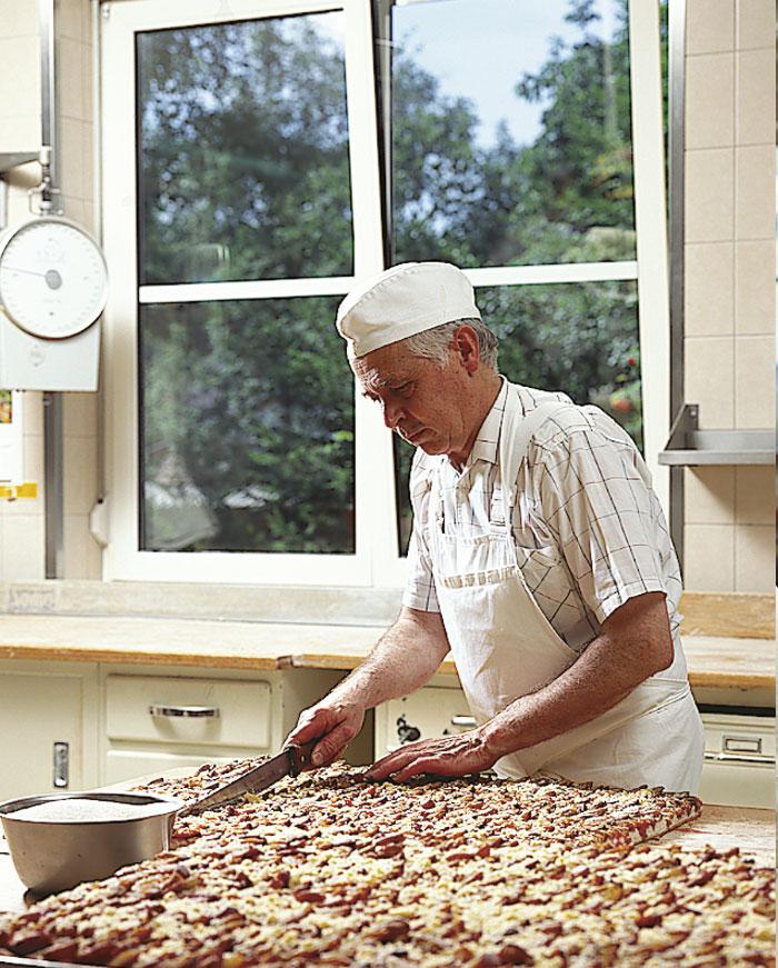 Bäckerei May Niedersonthofen / Waltenhofen - Bäcker