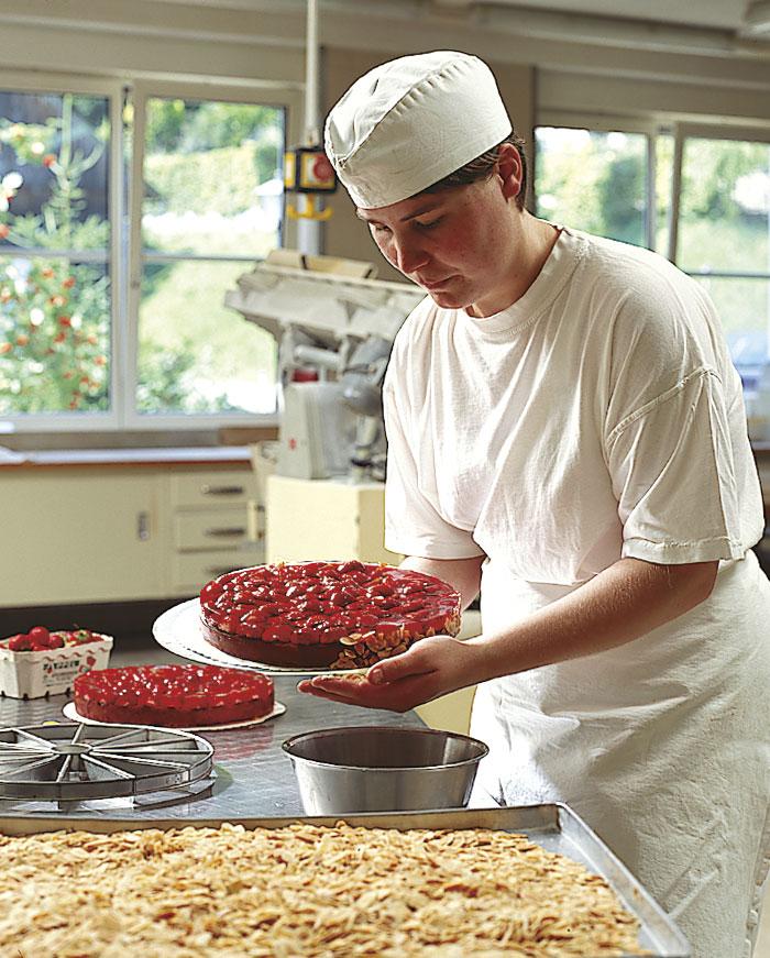 Bäckerei May Niedersonthofen / Waltenhofen - Torten