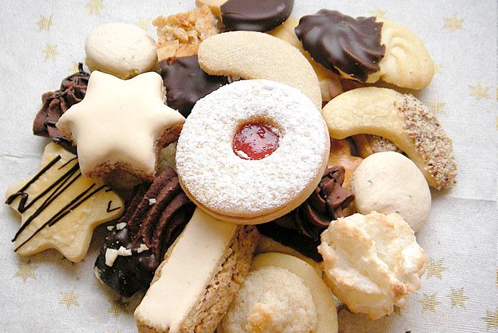 Bäckerei May Niedersonthofen / Waltenhofen - Weihnachtsmischung