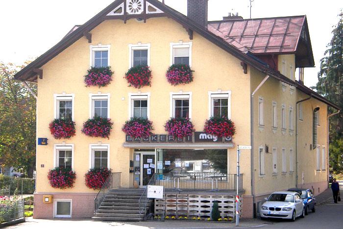 Bäckerei May, Niedersonthofen